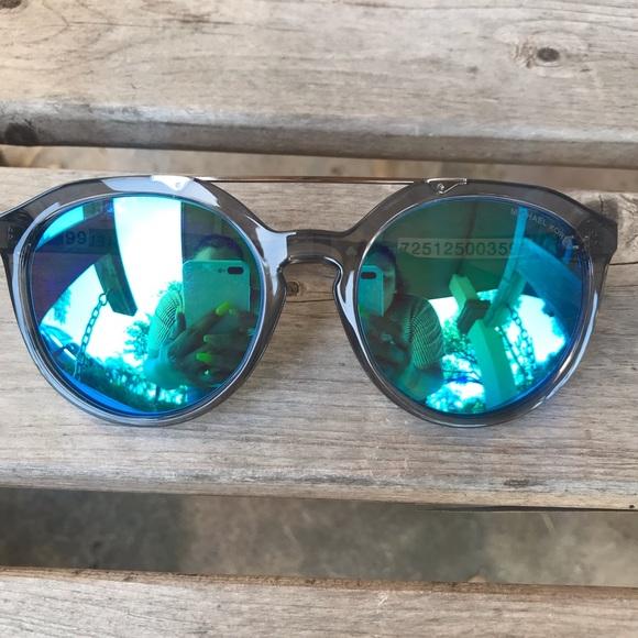 Michael Kors Women's Mirrored Sunglasses